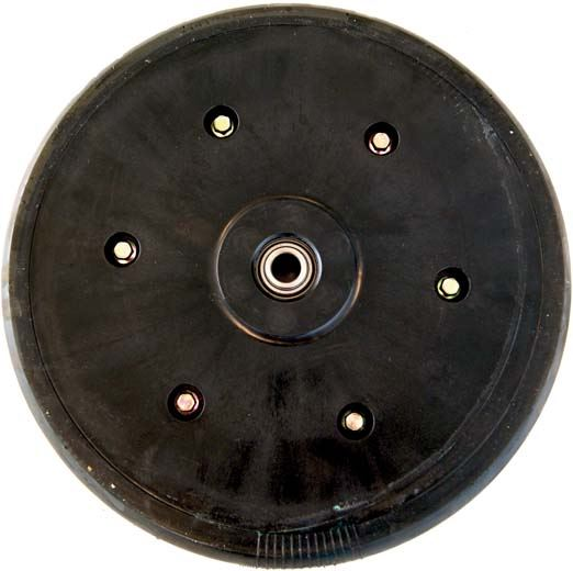 "Picture of 2"" x 13"" Press Wheel Assembly - SB-814-157C"
