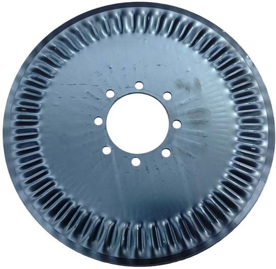 "Picture of 17"" Fluted Disc Coulter - SB-820-018C"