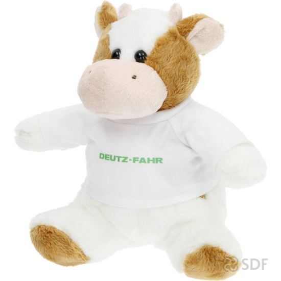 Picture of Deutz-Fahr Cow Soft Toy - KR-M03D078