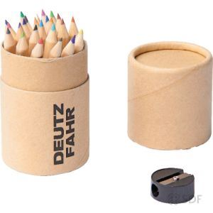 Picture of Deutz-Fahr Colouring Pencils (Set of 26) - MI-M03D055