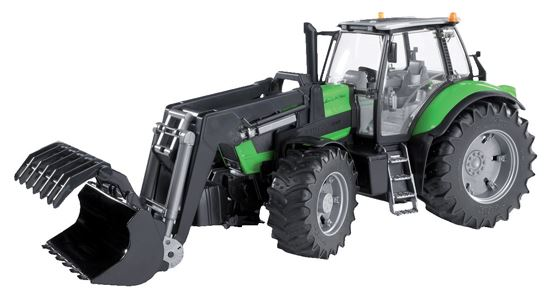 Picture of Deutz-Fahr X720 Agrotron with Front Loader - MI-M09D075