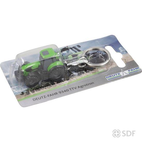 Picture of Deutz-Fahr 9340 TTV Key Ring - MI-M09D098
