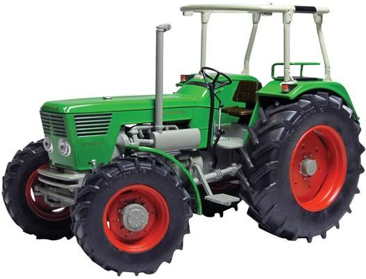 Picture of Deutz D 130 06 with Safety Canopy - MI-WT1005