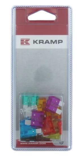 Picture of Blade Fuse Assortment Pack (18 Piece) - KR-KRBLADEFUSESP018
