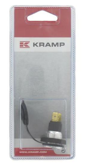 Picture of 2 Pin Socket - KR-KREL114320P001