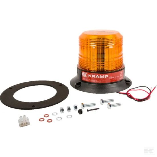 Picture of LED Beacon - 27W - Fixed 3 Bolt Mount - KR-LA20003