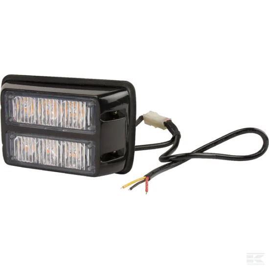 Picture of LED Flashing Light - 18W - 6 LED - KR-LA20010