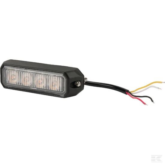Picture of LED Flashing Light - 12W - 4 LED - KR-LA20013