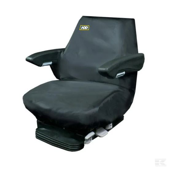 Picture of Seat Cover Tractor XL Black - KR-SC60201