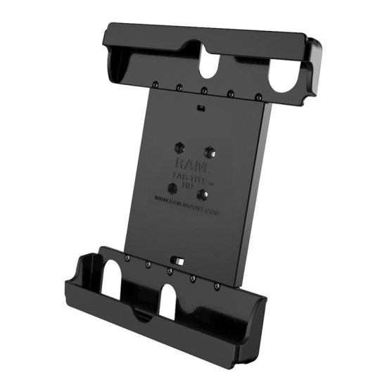 """Picture of RAM Tab-Tite Holder for 9""""-10.5"""" Tablets with Heavy Duty Cases - MI-RAM-HOL-TAB20U"""