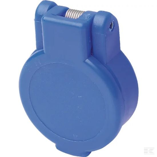 "Picture of Dust Cap Blue 1/2"" - KR-SKV9F122"