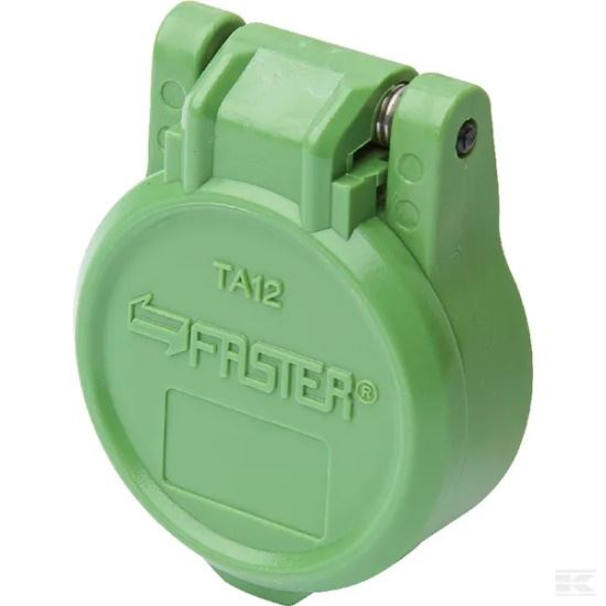 """Picture of Auto Dust Cap 1/2"""" Green - KR-TA12V"""