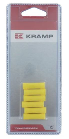 Picture of Butt Connector Crimp Terminal - Yellow (6 Piece) - KR-KRLA9070P006
