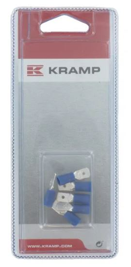 Picture of Blade Crimp Terminal - Blue (6 Piece) - KR-KRLA9120P006