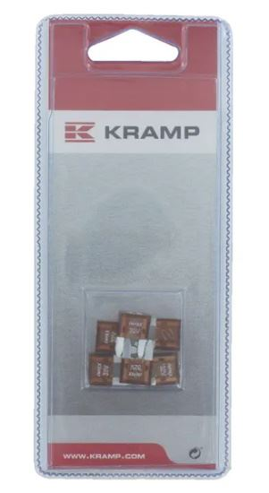 Picture of Mini Blade Fuse Pack - 7.5A (6 Piece) - KR-KRSI20264P006