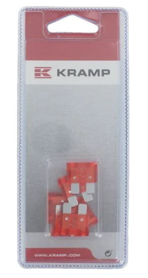 Picture of Standard Blade Fuse Pack - 10A (6 Piece) - KR-KRSI22010P006
