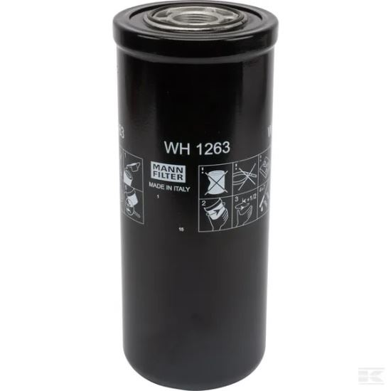 Picture of Oil Change Filter Mann-Filter - KR-WH1263