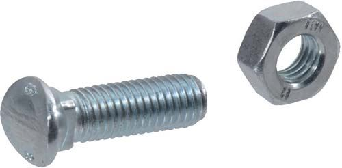 Picture of Bolt & Nut For Point 10x38mm - MI-PF772052