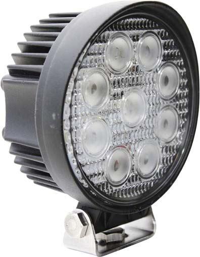 Picture of 27W LED Worklamp (Round) - MI-TXL9527