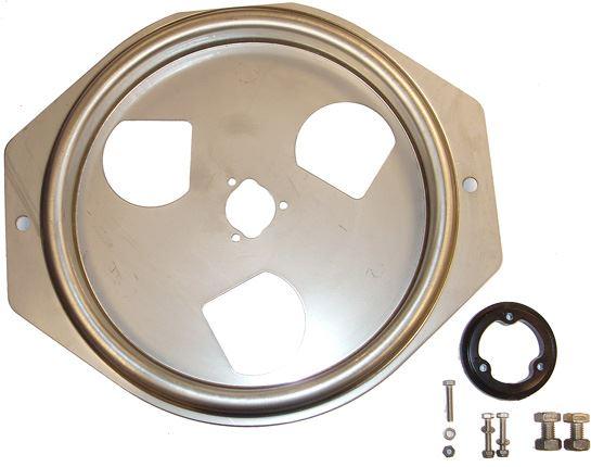 Picture of Fixed Shutter Plate Kit - KV-VN79220016