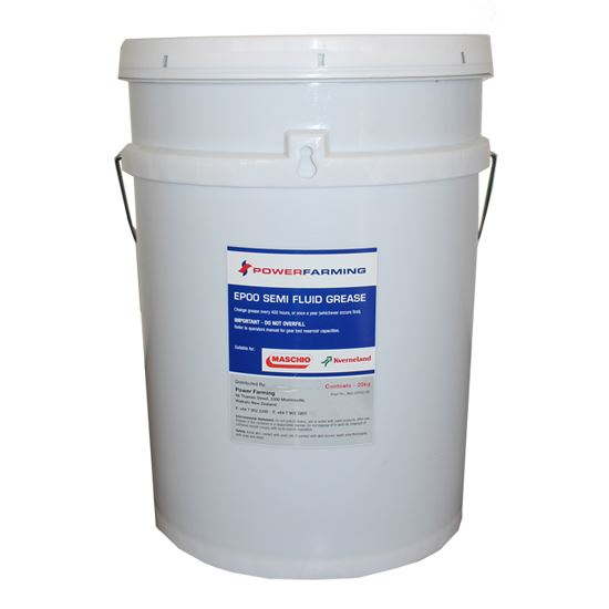 Picture of EP00 Semi Fluid Grease (20kg) - MG-EP00-20