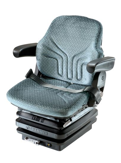 Picture of Grammer Mechanical Suspension Seat - DF-0.900.0842.9/20