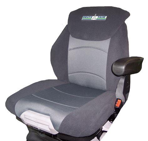 Picture of Deutz-Fahr Seat Cover - DF-S.0965.0011