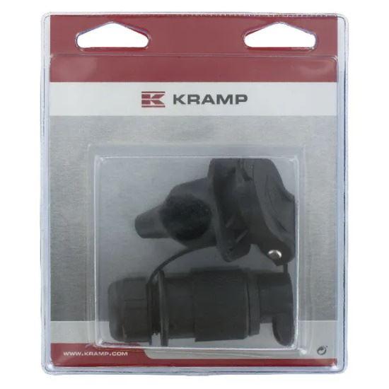 Picture of 3 Pin Plug & Socket Set - KR488351488352P002