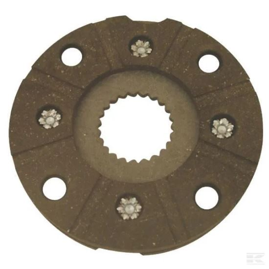 Picture of Hand Brake Disc - KR-83906199N