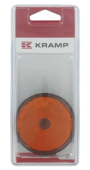 Picture of Reflector Amber - 60mm (2 Pack) - KR-KR484066P002