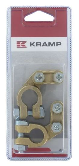 Picture of Battery Clamp Terminal Set (+/-) - KR-KRBA71BA74P002