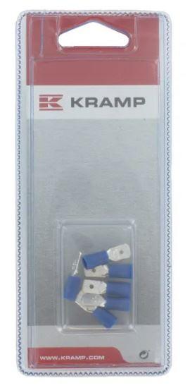 Picture of Blade Crimp Terminal - Blue (6 Piece) - KR-KRLA9120P006