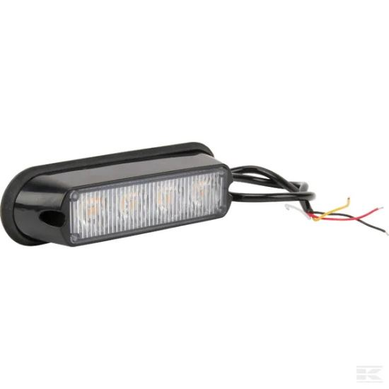 Picture of LED Flashing Light - 12W - 4 LED - KR-LA20011