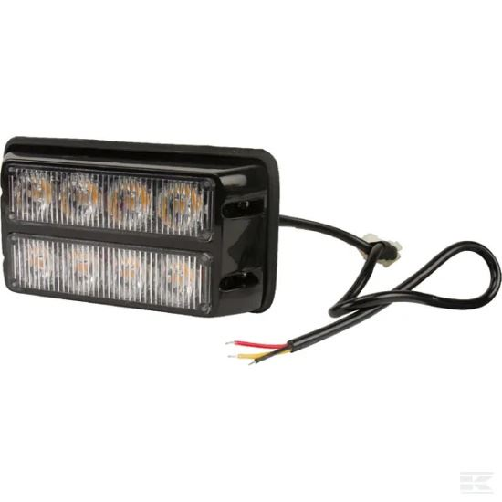 Picture of LED Flashing Light - 24W - 8 LED - KR-LA20012
