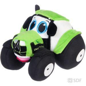 Picture of Deutz-Fahr Tractor Soft Toy - KR-M03D069