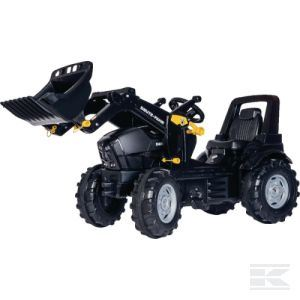 """Picture of Deutz-Fahr Agrotron 7250 TTV """"Warrior"""" c/w Loader - KR-R71034"""