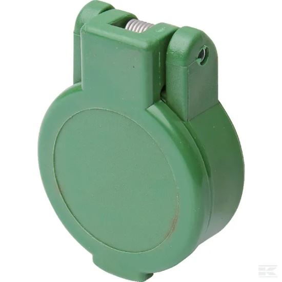 """Picture of Dust Cap Green 1/2"""" - KR-SKV9F123"""