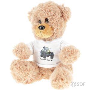 Picture of Deutz-Fahr Bear Soft Toy - MI-M03D070