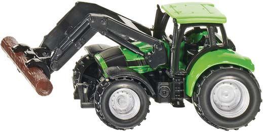 Picture of Deutz-Fahr Agrotron with Front Loader - MI-M09D070