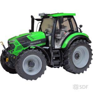 Picture of Deutz-Fahr 6185 TTV Agrotron - MI-M09D104