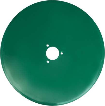 """Picture of 18"""" Plain Disc (3 Holes) - KV-KK056112"""