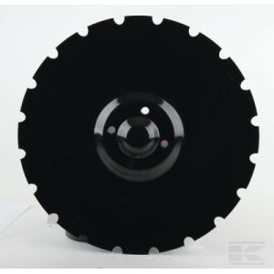 Picture of 432mm x 5mm Notched Disc - MI-459608-L