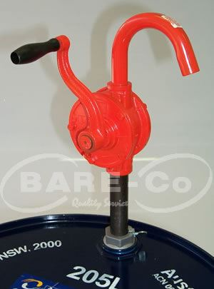 Picture of Economical Rotary Drum Pump - B2415