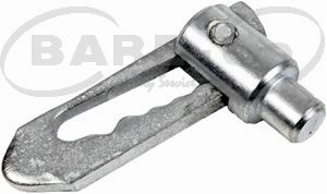 """Picture of Droplock Pin Weld-In 1/2"""" - B6126"""