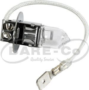 Picture of 12V 55W H3 QH Globe for Work Lamp - B6714