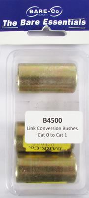 Picture of Bare Essentials Cat 0 - Cat 1 Coversion Bushes (Qty 3) - B4500