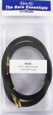Picture of Bare Essentials 75cm Fuel Line - B4545