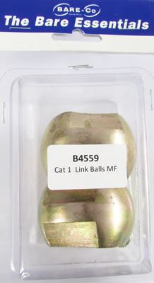 Picture of Bare Essentials MF Cat 1 Linkage Ball (Qty 2) - B4559