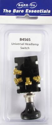 Picture of Bare Essentials Universal Headlamp Switch - B4565