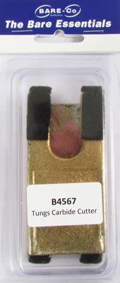 Picture of Bare Essentials Tungsten Carbide Cutter (Qty 2) - B4567